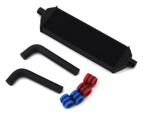 Sideways RC Scale Drift Full Intercooler Kit (Black) (Low Profile)