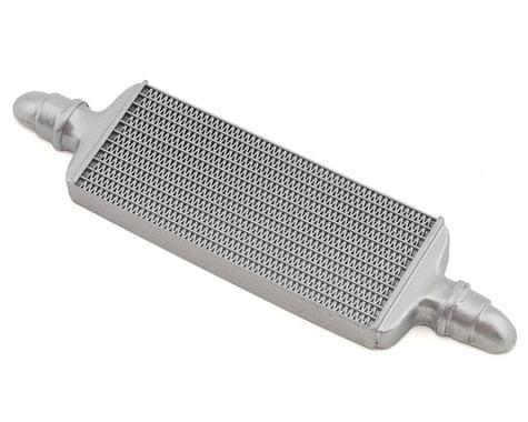 Sideways RC Scale Drift Large Intercooler 2 (Silver)