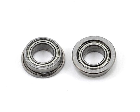 Serpent 4x7x3mm Flanged Ball Bearing (2)