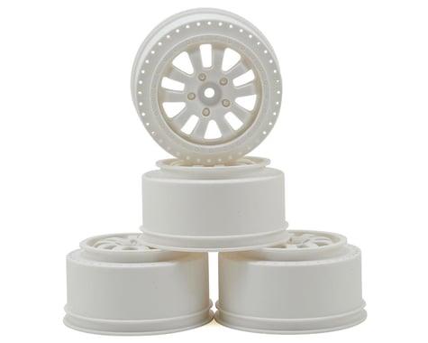 Serpent 2.2/3.0 Short Course Wheel (4) (White)