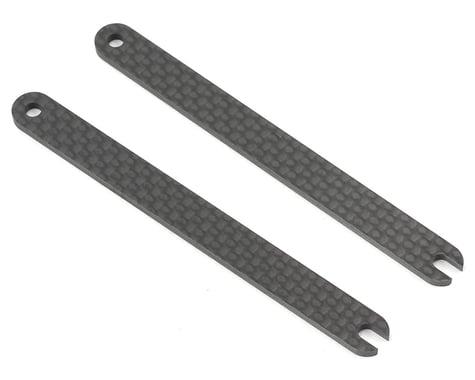 Serpent Carbon SDX4 Battery Strap (2) (Saddle)