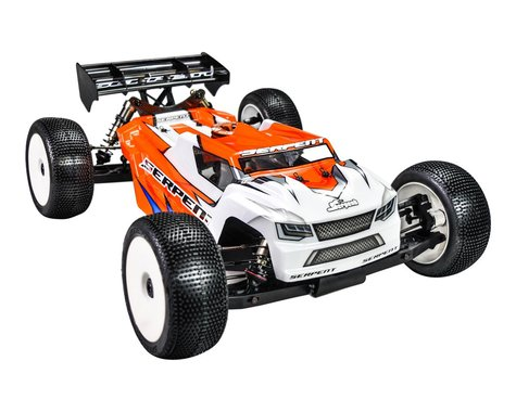 Serpent SRX8T 1/8 Scale Nitro Competition 4WD Off-Road Truggy Kit