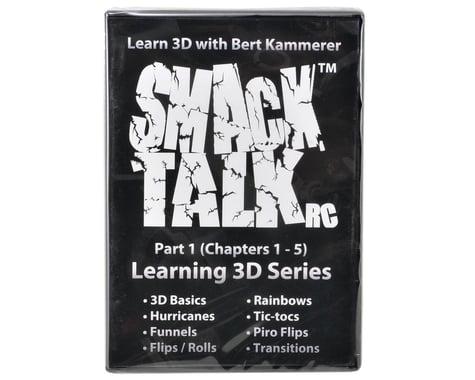 "SmackTalk RC ""Learning 3D with Bert Kammerer Part 1"" DVD"