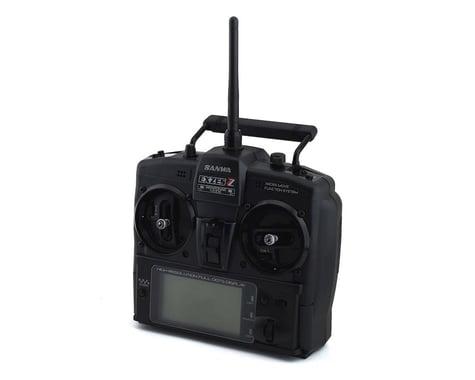 Sanwa/Airtronics EXZES ZZ 4-Channel 2.4GHz Radio System