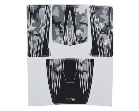 SOR Graphics SitRep Axial Capra Wrap (Black Matte)
