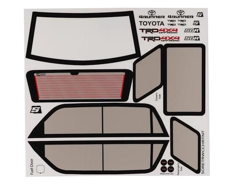 SOR Graphics Element TrailRunner Window & Decal Kit (Chrome/Tint)
