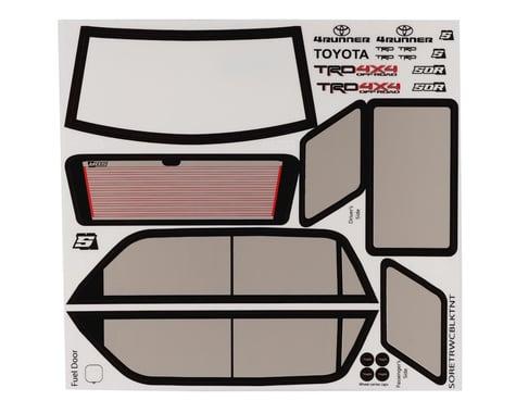 SOR Graphics Element TrailRunner Window & Decal Kit (Black/Tint)