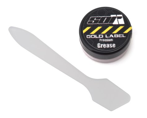 SOR Graphics Gold Label Anti-Wear Copper Grease (3g)