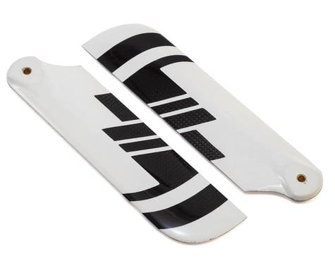 Spin Blades Black Belt 115mm Carbon Fiber Tail Blade Set