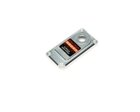 Spektrum RC S6240/S6240RX/6270 Metal Servo Top Case
