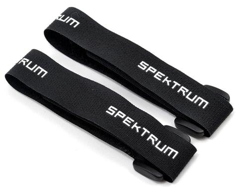 Spektrum RC 20x280mm Hook & Loop Fastening Strap Set (2)