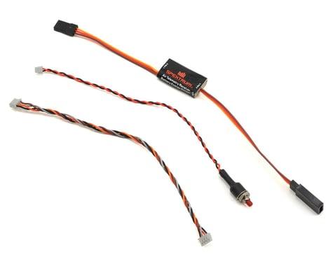 Spektrum RC Aircraft Telemetry Receiver Battery Energy Sensor