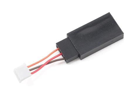 """Spektrum RC 1"""" JST Adapter Ultra Lightweight"""