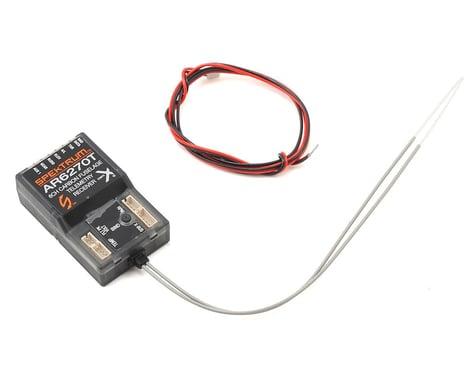 Spektrum RC AR6270T DSMX 6-Channel Carbon Fuse Telemetry Receiver