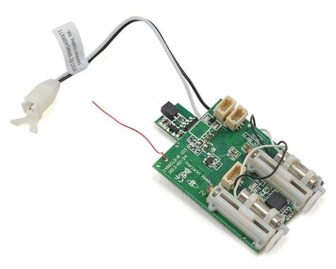 Spektrum RC AS5430L DSMX 5-Channel AS3X Receiver w/Brake