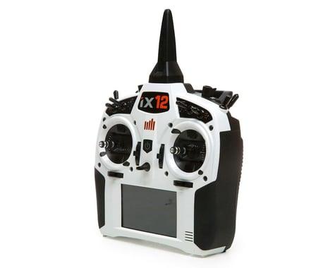 Spektrum RC iX12 2.4GHz DSMX 12-Channel Radio System (Transmitter Only) (White)