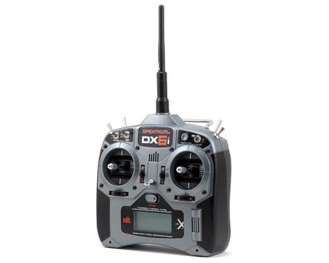 Spektrum RC DX6i 6 Channel Full Range DSMX Transmitter (Transmitter Only)