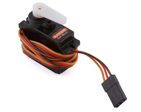 Spektrum RC 13g Reverse Analog Metal Gear Servo