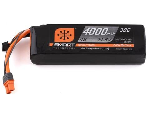 Spektrum RC 4S Smart LiPo Battery Pack w/IC3 Connector (14.8V/4000mAh)