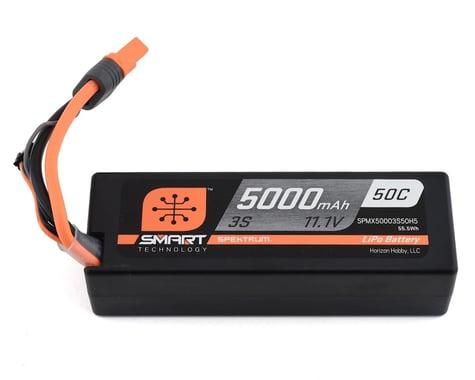 Spektrum 3S 11.1V 5000mAh 50C Hardcase Smart LiPo IC3 SPMX50003S50H3