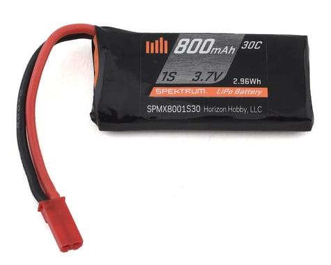 Spektrum RC 1S LiPo 30C LiPo Battery w/JST Connector (3.7V/800mAh)