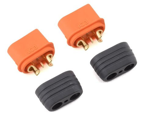 Spektrum RC IC3 Device Connector (2) (Male)