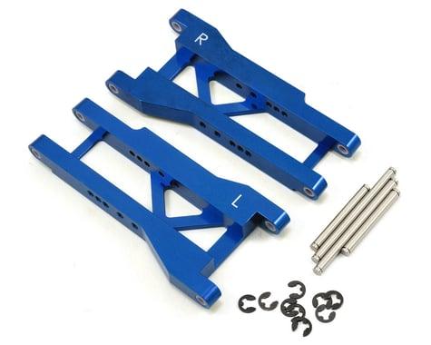 ST Racing Concepts Aluminum Rear A-Arm Set (Blue)