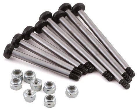 ST Racing Concepts Traxxas Bandit Polished Steel Rear Outer Hinge Pin Set