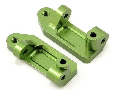 ST Racing Concepts Aluminum Caster Blocks (Green)