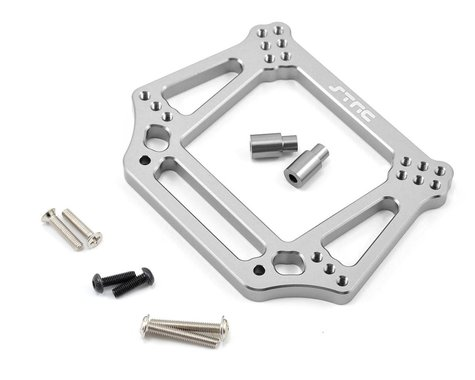ST Racing Concepts 6mm Heavy Duty Front Shock Tower (Silver)
