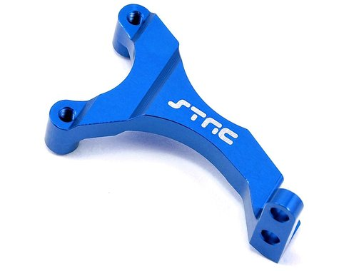 ST Racing Concepts Aluminum HD Rear Chassis/Engine Brace (Blue)