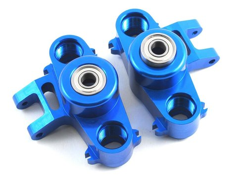 ST Racing Concepts Steering Knuckles (Blue)