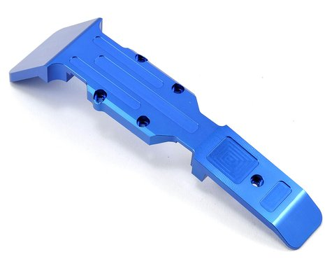 ST Racing Concepts Heavy Duty Front & Middle Skid Plate (Blue)