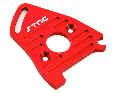 ST Racing Concepts Heat Sink Motor Plate (Red)