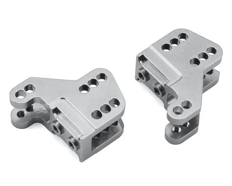 ST Racing Concepts RR10/Wraith Aluminum Lower Shock Mount (2) (Silver)