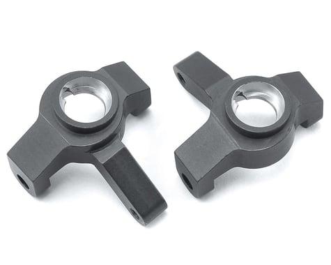 ST Racing Concepts SCX10 II Aluminum Steering Knuckles (Gun Metal)