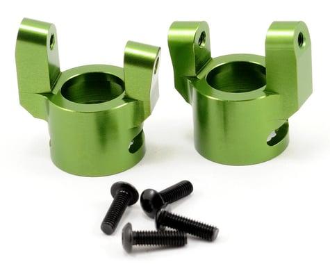 ST Racing Concepts Aluminum C-Hub Set (Green) (2)