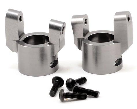 ST Racing Concepts Aluminum C-Hub Set (Gun Metal) (2)
