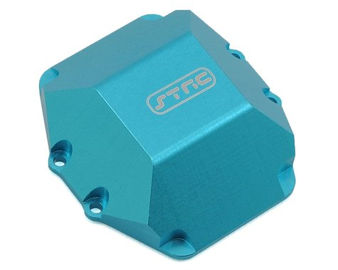 ST Racing Concepts Aluminum V2 HD Differential Cover (Blue)