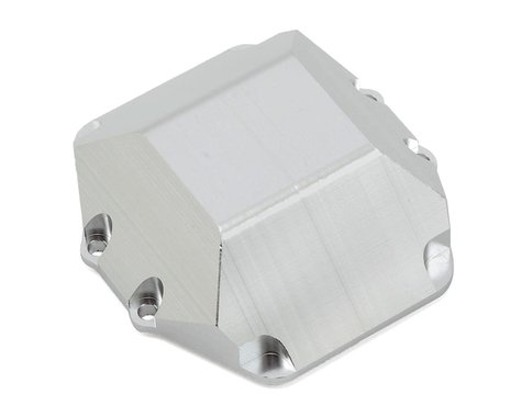 ST Racing Concepts Aluminum V2 HD Differential Cover (Silver)