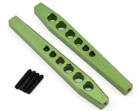 ST Racing Concepts Aluminum HD Lower Suspension Link Set (Green) (2)