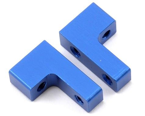 ST Racing Concepts Aluminum Servo Mount Set (Blue) (2)