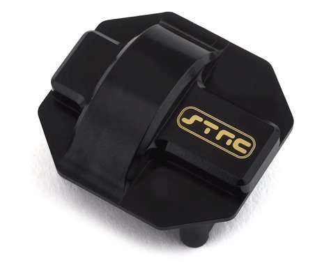 ST Racing Concepts Enduro Brass Diff Cover (Black)