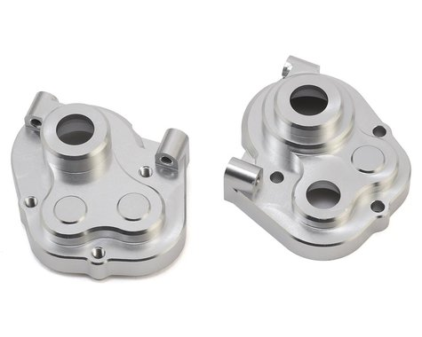 ST Racing Concepts HPI Venture Aluminum HD Center Transmission Case (Silver)