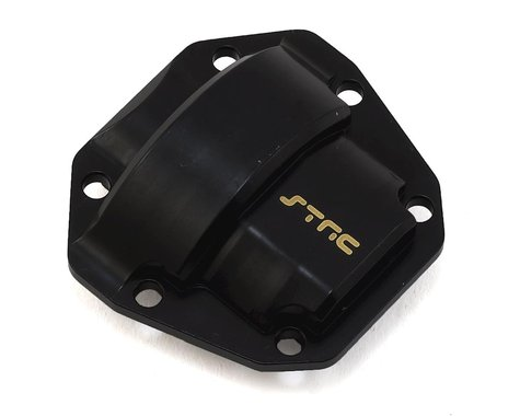 ST Racing Concepts HPI Venture Brass Diff Cover (Black)