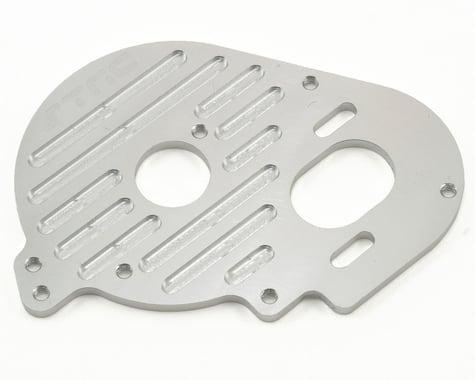 ST Racing Concepts Aluminum Heatsink Finned Motor Plate (Silver)