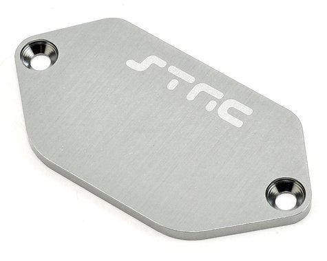 ST Racing Concepts Vaterra Ascender Aluminum Electronic Plate (Silver)
