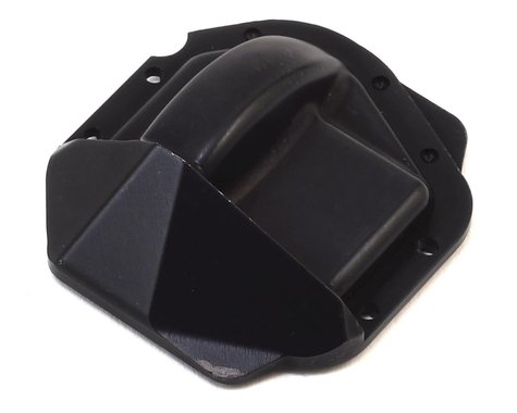 SSD RC Wraith/RR10 HD Differential Cover (Black) (AR60 Axle)