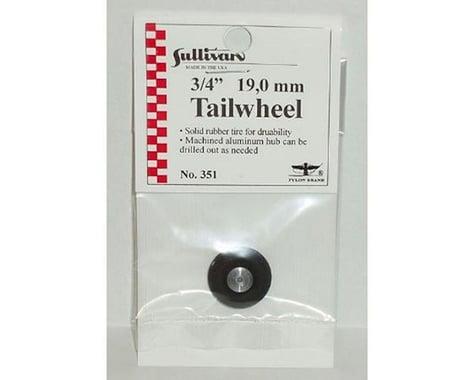 """Sullivan Tail Wheel, 3/4"""""""