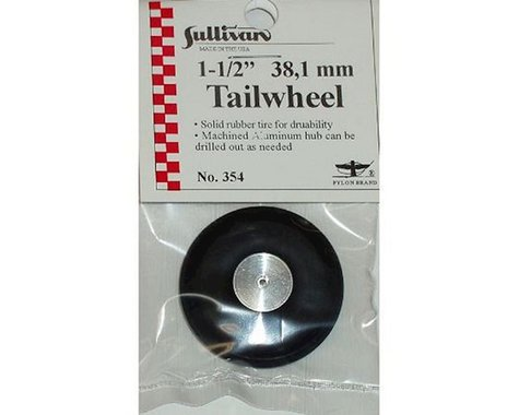 "Sullivan 1 1/2"" Tail Wheel"